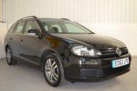 2012 VOLKSWAGEN GOLF 1.6 SE TDI BLUEMOTION DSG 5d AUTO 103 BHP £8490.00
