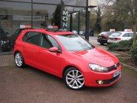2011 VOLKSWAGEN GOLF 1.4 GT TSI 5d 160 BHP £8790.00