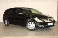 2006 MERCEDES-BENZ R CLASS 3.0 R320L CDI 5d AUTO 224 BHP £5480.00