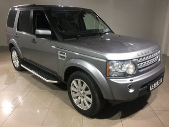 2012 LAND ROVER DISCOVERY}