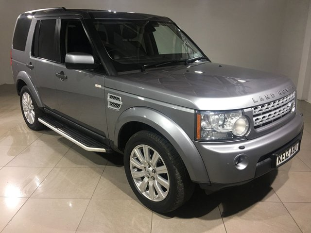 View our 2012 12 LAND ROVER DISCOVERY 3.0 4 SDV6 HSE 5d 255 BHP