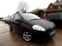 2008 FIAT GRANDE PUNTO 1.2 ACTIVE 8V 3d 65 BHP £2295.00