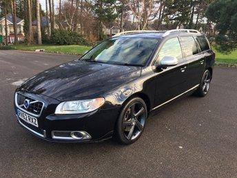 2012 VOLVO V70 2.0 D4 R-DESIGN 5d AUTO 161 BHP £11750.00