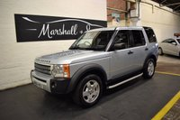 2006 LAND ROVER DISCOVERY 2.7 3 TDV6 S 5d AUTO 188 BHP £10000.00