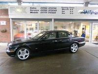 2006 JAGUAR XJ 2.7 TDVI EXECUTIVE 4d AUTO 206 BHP £8975.00