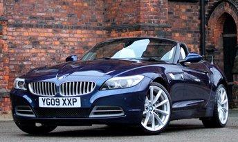 2009 BMW Z4 3.0 Z4 SDRIVE35I DCT sDRIVE 306 BHP £16475.00