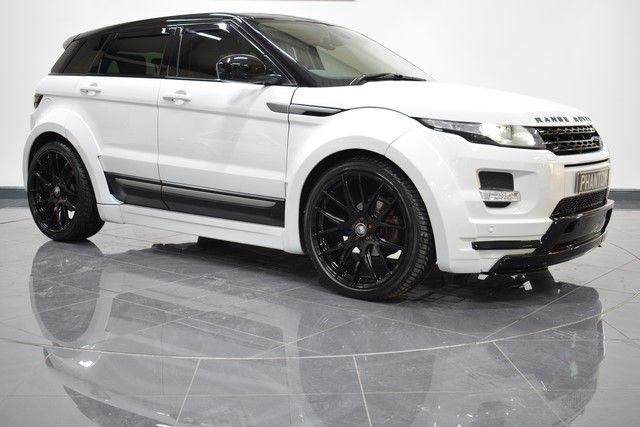 2014 14 LAND ROVER RANGE ROVER EVOQUE 2.2 SD4 PURE TECH 5d AUTO 190 BHP