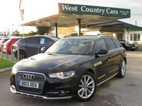 USED 2013 13 AUDI A6 3.0 ALLROAD TDI QUATTRO 5d AUTO 241 BHP Check out our 5* Reviews!
