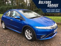 2008 HONDA CIVIC 1.3 I-DSI SE PLUS 5d 82 BHP £4475.00