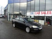 USED 2006 06 VOLKSWAGEN JETTA 1.9 S TDI 4d 103 BHP £0 DEPOSIT, LOW RATE FINANCE ANYONE, DRIVE AWAY TODAY!!