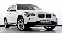 USED 2013 63 BMW X1 2.0 18d xLine xDrive 5dr BMW Service Pk, Heated Leather