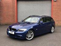 USED 2010 10 BMW 3 SERIES 2.0 320I M SPORT TOURING 5d 168 BHP DAKOTA LEATHER+VERY RARE MANUAL+FULL SERVICE HISTORY