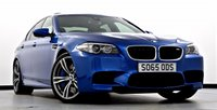 USED 2016 65 BMW M5 4.4 M5 DCT 4dr Cost New 78k, BMW Service Plan