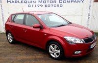 2011 KIA CEED 1.6 CRDI 2 5d 113 BHP £5299.00