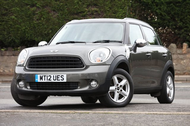 2012 12 MINI COUNTRYMAN 1.6 ONE 5d 98 BHP