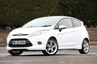 2009 FORD FIESTA 1.6 ZETEC S TDCI 3d 89 BHP £5995.00