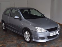 USED 2006 06 VAUXHALL CORSA 1.2 i 16v Active 3dr (a/c) 12 MONTHS MOT*NICE CAR