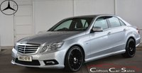 2010 MERCEDES-BENZ E CLASS E350CDi BlueEFFICIENCY SPORT SALOON AUTO 231 BHP £12990.00