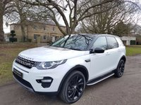 2015 LAND ROVER DISCOVERY SPORT 2.2 SD4 SE 5d 190 BHP £29950.00