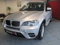 2011 BMW X5 3.0 XDRIVE30D SE 5d AUTO 241 BHP £17495.00