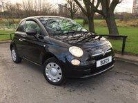 2014 FIAT 500 1.2 POP 3d 69 BHP £4980.00
