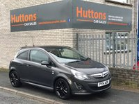 2014 VAUXHALL CORSA 1.2 LIMITED EDITION 3d 83 BHP £6995.00
