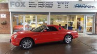 USED 2004 54 FORD THUNDERBIRD 3.9 2d