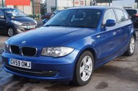 2009 BMW 1 SERIES 2.0 118D SE 5d 141 BHP £5495.00