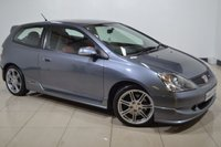 USED 2004 54 HONDA CIVIC 2.0 TYPE-R 3d 200 BHP