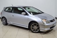 USED 2003 03 HONDA CIVIC 2.0 TYPE-R 3d 200 BHP
