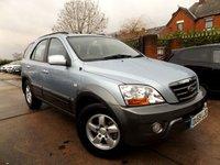2009 KIA SORENTO 2.5 XE 5d AUTO 168 BHP £7495.00