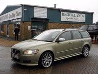 2008 VOLVO V50 2.0 SPORT D 5d 135 BHP £4295.00