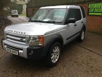 2006 LAND ROVER DISCOVERY 2.7 3 TDV6 SE 5d 188 BHP £8750.00