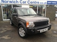 2006 LAND ROVER DISCOVERY 2.7 3 TDV6 S 5d AUTO 188 BHP £9000.00