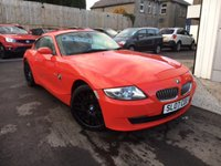 2007 BMW Z4 3.0 Z4 SI SE COUPE 2d 262 BHP £9495.00