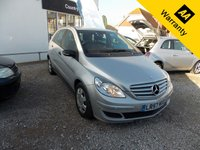 USED 2007 57 MERCEDES-BENZ B CLASS 2.0 B180 CDI 5d AUTO 108 BHP FULLY AUTOMATIC - DIESEL B180 CDI - LOVELY DRIVE!