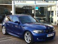 2006 BMW 1 SERIES 3.0 130I M SPORT 5d 262 BHP £6495.00