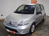 USED 2007 57 CITROEN C3 1.4 i SX Hatchback 5dr Petrol Manual (145 g/km, 75 bhp)