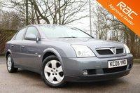 2005 VAUXHALL VECTRA 2.2 DESIGN 5d AUTO 153 BHP £2650.00