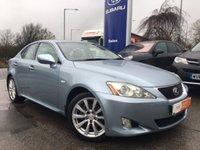 2009 LEXUS IS 2.5 250 SE 4d 204 BHP £5995.00