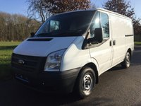 2012 FORD TRANSIT 2.2 260 LR 100 BHP LOW MILES ELECTRIC PACK 6 SPEED  FSH LOW MILES 6 SPEED £6750.00
