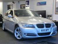 2011 BMW 3 SERIES 2.0 318I EXCLUSIVE EDITION TOURING 5d 141 BHP £8499.00