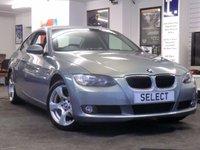 2008 BMW 3 SERIES 2.0 320I SE 2d 168 BHP £6499.00