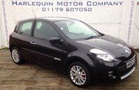 2010 RENAULT CLIO 1.1 DYNAMIQUE 16V 3d 74 BHP £3499.00