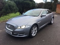 USED 2011 61 JAGUAR XJ 3.0 D V6 PREMIUM LUXURY SWB 4d AUTO 275 BHP ONE OWNER GREAT COLOUR AND SPEC PERFECT JAG SERVICE HISTORY