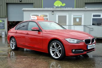 2012 BMW 3 SERIES 2.0 318D SPORT 4d 141 BHP £11650.00