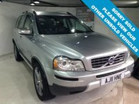 2011 VOLVO XC90 2.4 D5 R-DESIGN SE AWD 5d AUTO 197 BHP £SOLD
