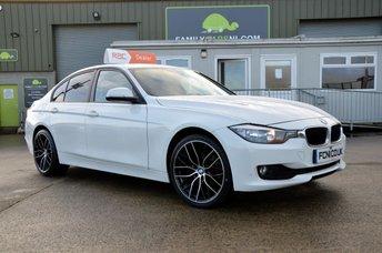 2012 BMW 3 SERIES 2.0 320D SE 4d 184 BHP *FULL LEATHER INTERIOR* £11750.00