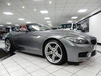2011 BMW Z4 3.0I M SPORT SDRIVE AUTO £15750.00