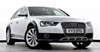 USED 2013 13 AUDI A4 ALLROAD 2.0 TDI S Tronic Quattro 5dr *Sat Nav, Heated Leather, DAB*